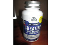 Lonsdale Creatine Xtra Muscle Tablets