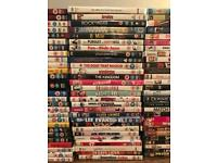 160 DVD MOVIES - VARIOUS BLOCKBUSTER FILMS