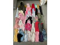 Large Girls clothes bundle 8-10 years 35+items