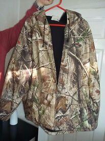TFG Jacket Camouflage XXL