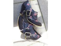 Irregular Choice Low Heels