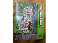 BNIB Lego Minecraft set