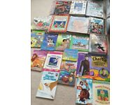 Kids Book Bundle - 20 Books - Wide age range