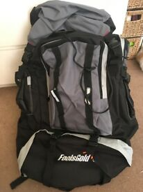 Brand New Large Backpack 75L