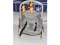 Disney Baby Bouncer Chair