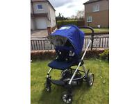 Mamas and Papas Sola stroller / pram from birth to approx 4