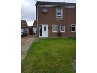Haddington - Two Double Bedroom Unfurnished House. £700. Box room / study and conservatory