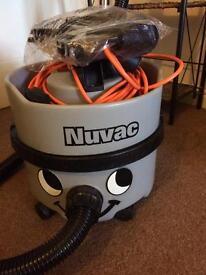 HENRY HOOVER VACUM NUVAC NUVAMATIC 1200W
