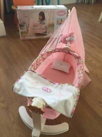 Baby Annabelle Rocking Cradle