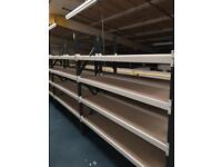 Industrial Racking in as New condition