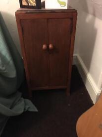 Cute wooden cabinet