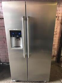 AEG american fridge freezer mint condition