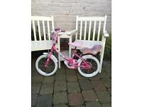 Girls 16 inch bike for sale