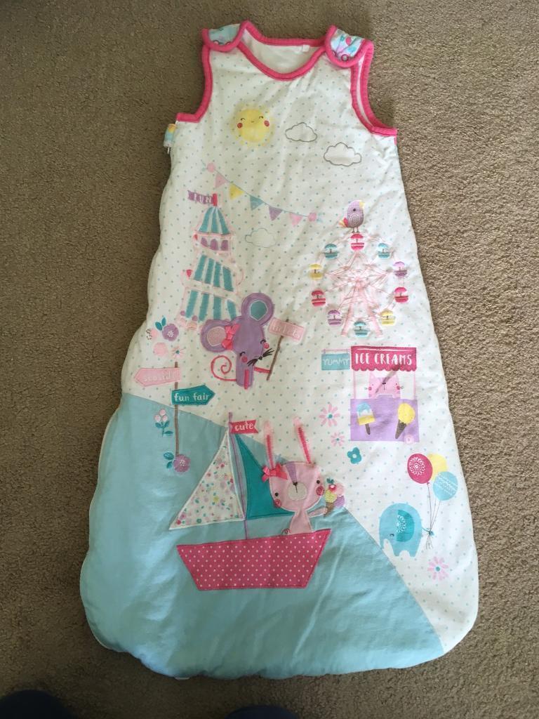 finest selection 15b97 9eccd Baby girl TU 12-18 months sleeping bag 1.5 tog | in Rugby, Warwickshire |  Gumtree