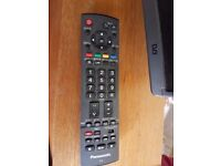 """Panasonic LCD TV 32"""", in perfect condition with remote with Freeview"""