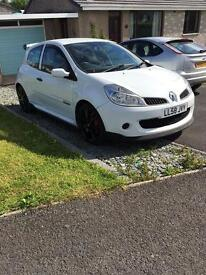 2009 Renault clio 197 cup sport, 2.0 16v.
