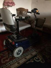 Rally Mobility Scooter