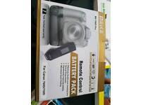 Canon 750d 760d battery grip