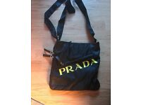 Prada messenger bag - brand new