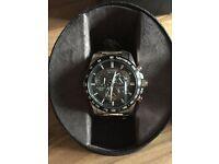 Men's citizen chronograph eco drive watch