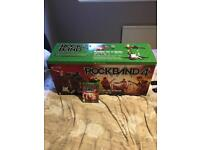 Rock band 4 Xbox one complete set plus game