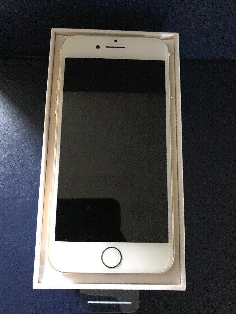Brand New Iphone 7 Gold 128gb unlocked