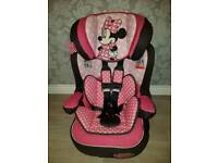 Mini mouse car seat