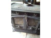 log burner/stove