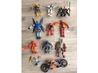 Lego figures x10 - £8