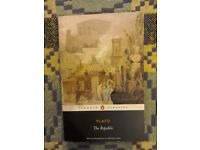 Plato - The Republic. In very good condition. As new.
