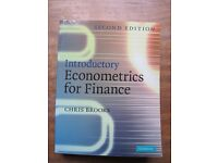 Introductory Econometrics for Finance 2nd Edition by Brooks, Chris