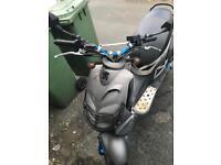 Peugeot Metal x 100cc