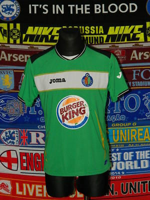 3.5/5 Getafe adults L 2010 third rare football shirt camiseta soccer image
