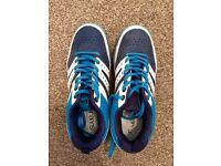 Grays Blue hockey boots size 3