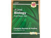 CPG A-level Biology Exam Board: AQA