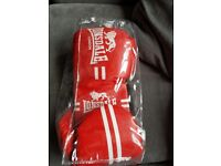 New L/XL Lonsdale Mens Boxing Gloves