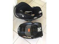 CYBEX PLATINUM ALTON Q - Infant car seat and isofix base