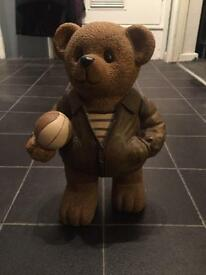 Teddy pigy bank