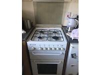 Gas cooker - flavel aspen