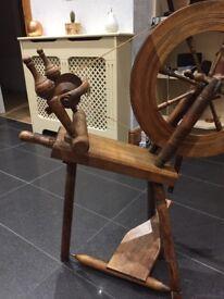 Haldane of Glenrothes origin Hebridean Spinning Wheel