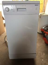Dishwasher working but probably better repairs/spares