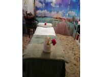 New Luxury Massage in Town! A Relaxing Swedish Massage Thai warm oil massage and Hot Stone Massage