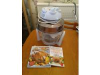 Andrew James Halogen Oven *As new*