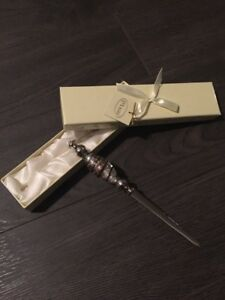 Murano glass letter opener