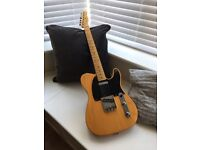 FENDER TELECASTER 52 REISSUE (with hard-case) £1000 (ONO)