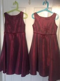Ted Baker dress and Next dresses