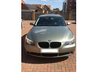 BMW 520i SE-12 Months MOT (May 2019), Automatic, SatNav, Reverse Camera, Bluetooth, Great Condition