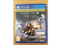 Sony Playstation 4 Game - Destiny The Taken King