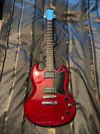 Epiphone SG Special VE in cherry