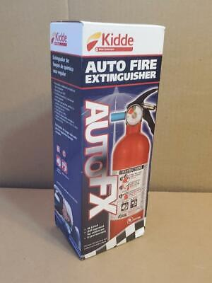 Kidde Dry Chemical Fire Extinguisher Home Car Auto Garage Safety 5-bc Fx5 Ii